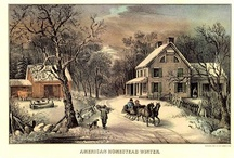 Currier and Ives / by Kim Teigen