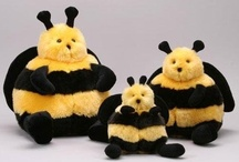 PLUMPEES / The Plumpees are squeezable plush stuffed animals just waiting to find the right home. Is it with you? / by Fragile Earth