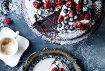 Kat's Kitchen-Desserts / by Katherine Holman