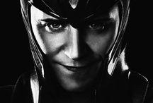 Marvel-ous! / Iron Man, Thor, Hulk, Captain America, Loki, Black Widow, Hawkeye and Nick Fury / by Kim Renton