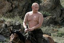 Putin / by Evan Sharp