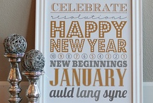 Happy New Year / by Allison Johnson
