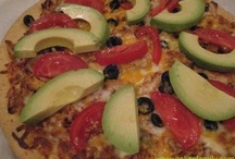 GF Pizza Recipes / by Heather