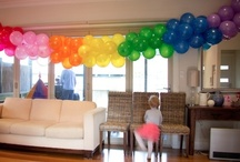 Decor 4 Partys / by Elisa Wilson