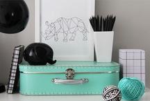 Home inspiration / by Jenni Rotonen