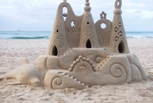 Sandcastles and More / by Sharon Polosino