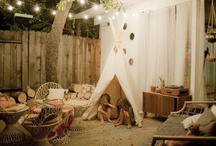best backyard ever. / by Brittany Thaxton