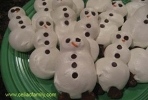 GF Holiday Cookies / by Heather