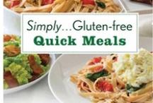 2012 Gluten-Free Cookbooks / by Heather