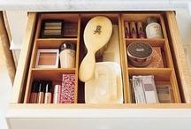 get organized. / by Brittany Thaxton