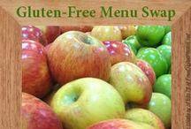 Gluten-Free Apple Recipes / by Heather