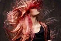 Gettin Your Hairs Did / Pretty hair I want / by Kati Davis
