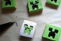 Charlie's Minecraft World / by Jodi Comisky [My Sugar Coated Life]