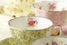 High Tea and Dinnerware / by Laureen