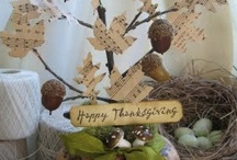 Thanksgiving / by Laura Holt