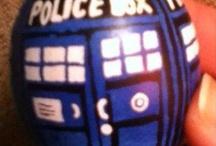Doctor Who / by Stephanie Carroll