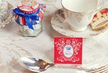 A British Tea Time / British delights / by Laura Holt