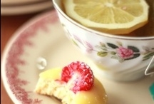 A Time for Tea / Relax with a pretty cup of tea / by Laura Holt