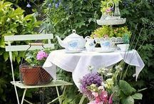 Tea in the Garden / by Laura Holt