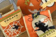 Halloween Paper Crafts / by Laura Holt
