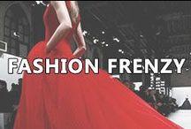 Fashion Frenzy / by Corri McFadden