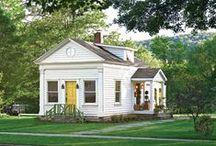 Houses / by Sarah Landerman Collins
