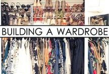 get in my closet, NOW! / by Lindsay Nanna
