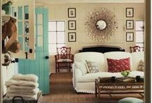 Home Inspirations / Inspiration for the home / by Kristi Dull