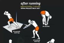 Work-out Routines  / by KJF