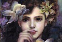 ~ Pisces ~ / Pisces sun, Aries moon, Aquarius rising / by Kristi Dull