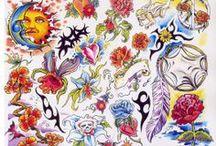 Tattoo / Tattoo Ideas / by Shaynie Glazebrook