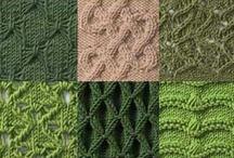 Knitting / Patterns and yarns I like / by Mona Henry