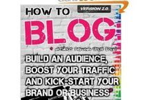 Blogs & Blogging / by Donna Walsh