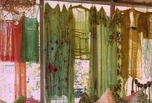 Curtains / New house,new curtains. If I only could decide on which ones... / by Beatrice Bennett