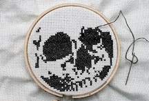 Cross Stitching / by Beatrice Bennett