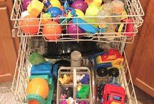 Cleaning/Organization / by Rachel Eder