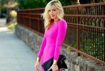 { Street Style } / Women's Fashions / by Stephanie Hernandez