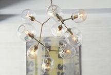 { Lighten Up } / Light fixtures / by Stephanie Hernandez