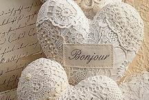 Flowers*Buttons*Hearts*Rocks*Butterflies / by Talonna Behan