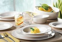 Dinnerware / by Linen Chest