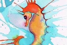 Sea Shore Decor / Seashore Inspirations / by Talonna Behan
