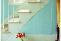 Painted Home ~ Colors & Inspiration / by Talonna Behan