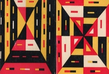 KAPOW! Red+Yellow+Black / by Brandy Agerbeck • Loosetooth.com