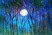 *In the Land of Fairies* / The World of Fairies ~ Fairy Houses....Fairy Gardens...  / by Talonna Behan