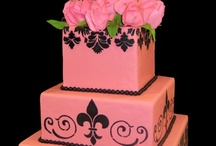 ♨ Cakes, Cakes & More Cakes ♨ / by Tina Smith