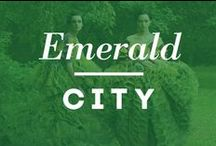 Emerald City / by Stylitics