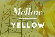 Mellow Yellow / by Stylitics