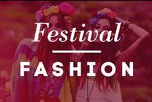 Festival Fashion / Inspiration for your next music festival! / by Stylitics