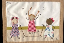 Applique ~ For Girls / by Alicia Smith
