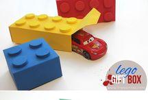 Kids Party: Lego / by Stav Hatchett